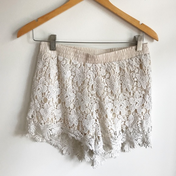 sweet journey Pants - Knitted shorts